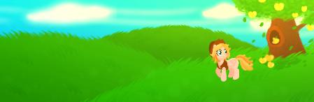 Beth Goldenheart Pixel Thingy by TheKeikoIsALie