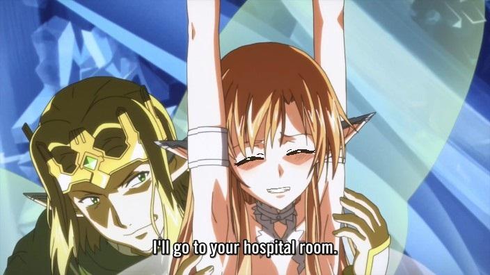 Vergewaltigung Anime