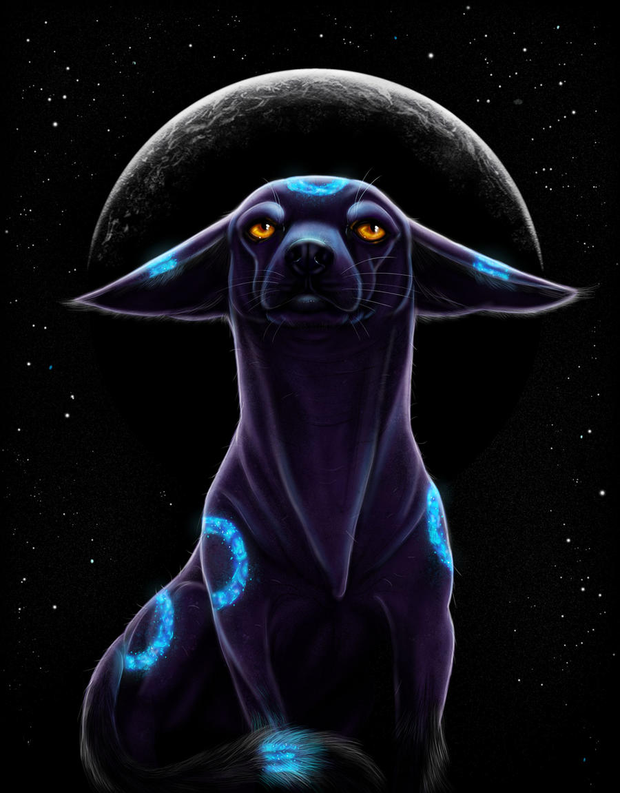 Umbreon By Chihuahuasinthemist On Deviantart