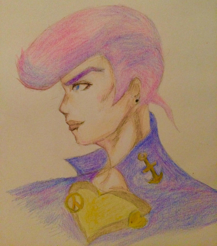 josuke finished (for now) by somefreshmaymays