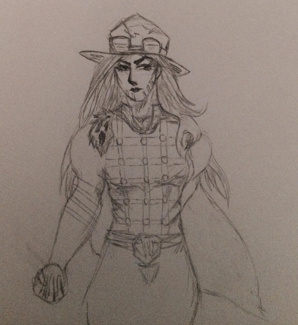another gyro (sketch) by somefreshmaymays