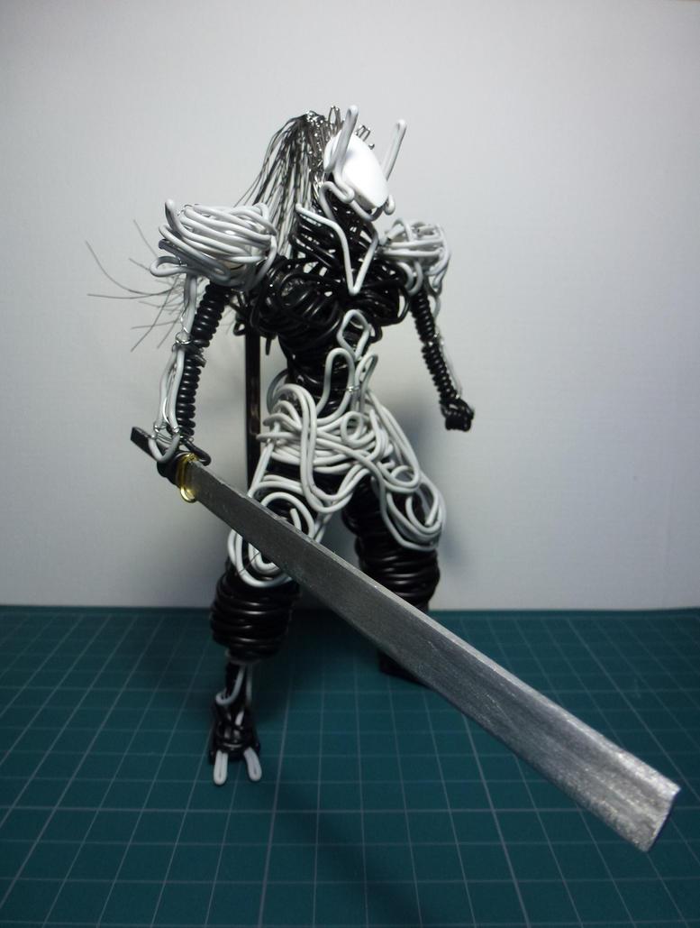 Wire Hakumen by lollswt