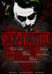 SICKandTWISTED party flyer