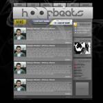 hoofbeats website layout