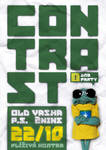 CONTRAST 01 flyer