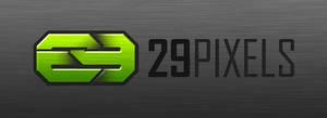 29 PIXELS logo