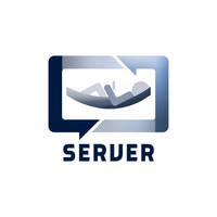 lserver logo proposal 2 by 2NiNe