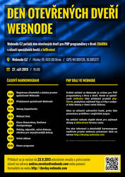 JetBrains in Webnode Poster by 2NiNe