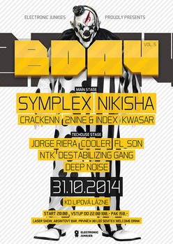 Electronic Junkies Bday 2014