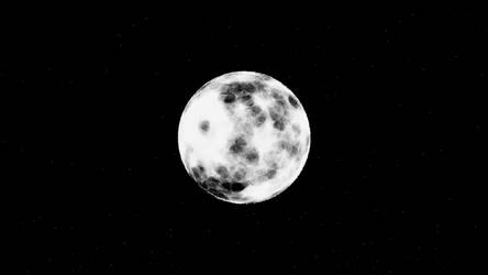 Ghost Moon by 2NiNe