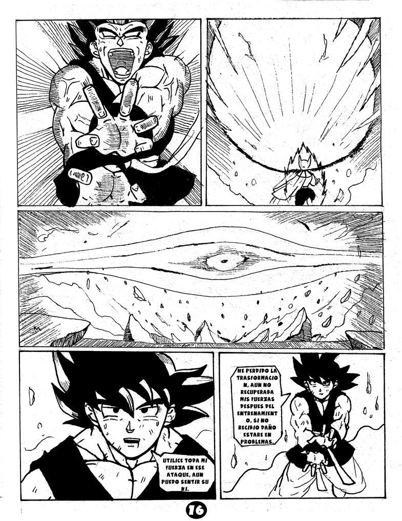 dbz manga fan