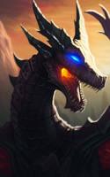 Dragon fury by EdCtjr