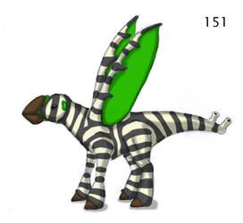 Striped Phlock by Hydromancerx