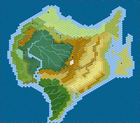 Hex Dinotopia