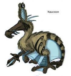 Naucoon by Hydromancerx