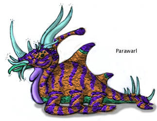 Parawarl by Hydromancerx