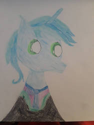 Headshot: Pony- BluePrism