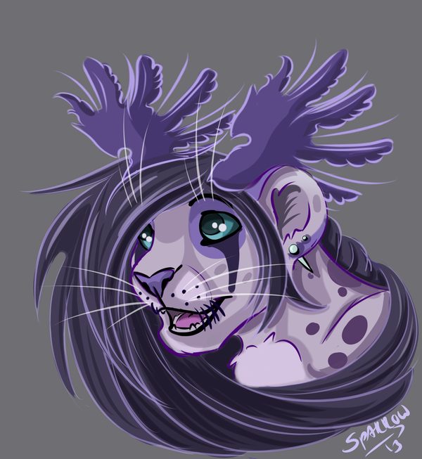 Phaedra by Galaxy--Cat
