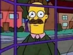 Ned Flanders meme - Ned flanders meme by skinmexica