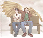 [SPN] Reverse-verse bandwagon is a go by Pax-Dracona