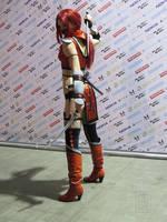 Mortal Kombat: Skarlet by antaale