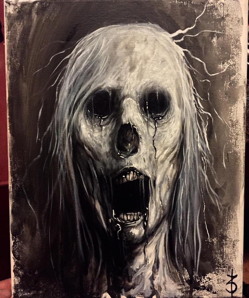 victim 9x12 oil on canvas by zackdunn89 on deviantart