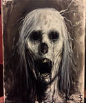 Victim 9x12 oil on canvas