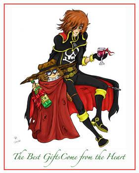Harlock Holiday Cheer