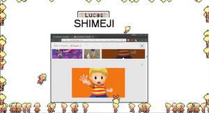 Mother 3 - Lucas Shimeji!! (WIP) (DOWNLOAD)