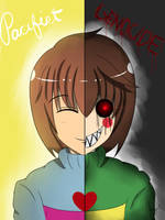 What Side will you Choose? by Angelulu21