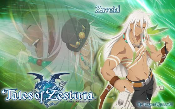 Wallpaper Tales of Zestiria .: Zaveid :.
