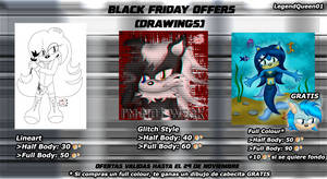 Black Friday Offers Commissions 2 (Points -CLOSE-)