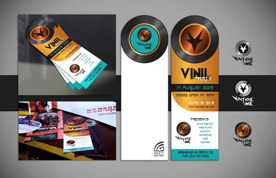 Design Vinil Party