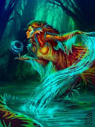 Mermaid by moon-ys
