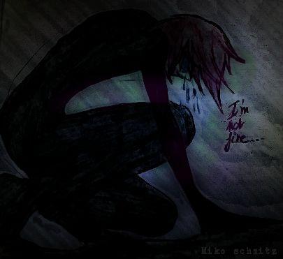 I'm not fine .. by Meadonroe