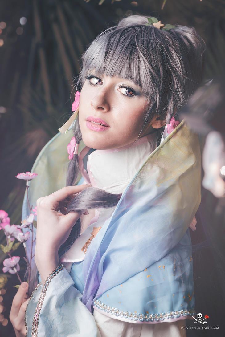 Sae Kobayakawa, The idolm@ster Cinderella girls by Miohayuki