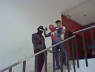 Spider-men by racarod