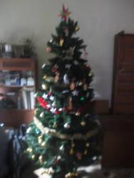 christmas tree 2018(lights off) by racarod