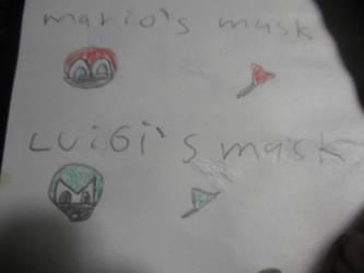 Smash Masks by racarod