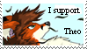 I support Theo Stamp by WildTheory