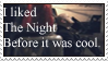 I liked The Night by WildTheory