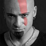 David Draiman is Kratos by WildTheory