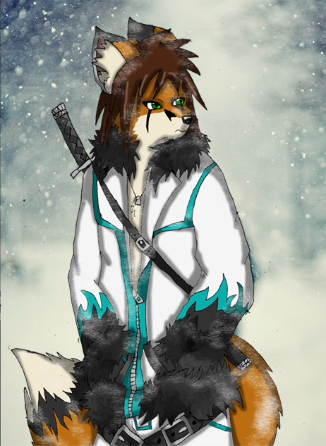 Cold Dead Winter by WildTheory