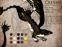 Crevan Reference by WildTheory