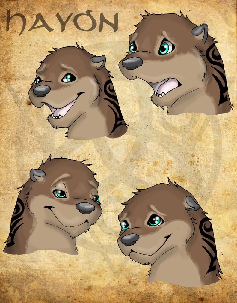 Haydn Ref Sheet - Part 1 by WildTheory