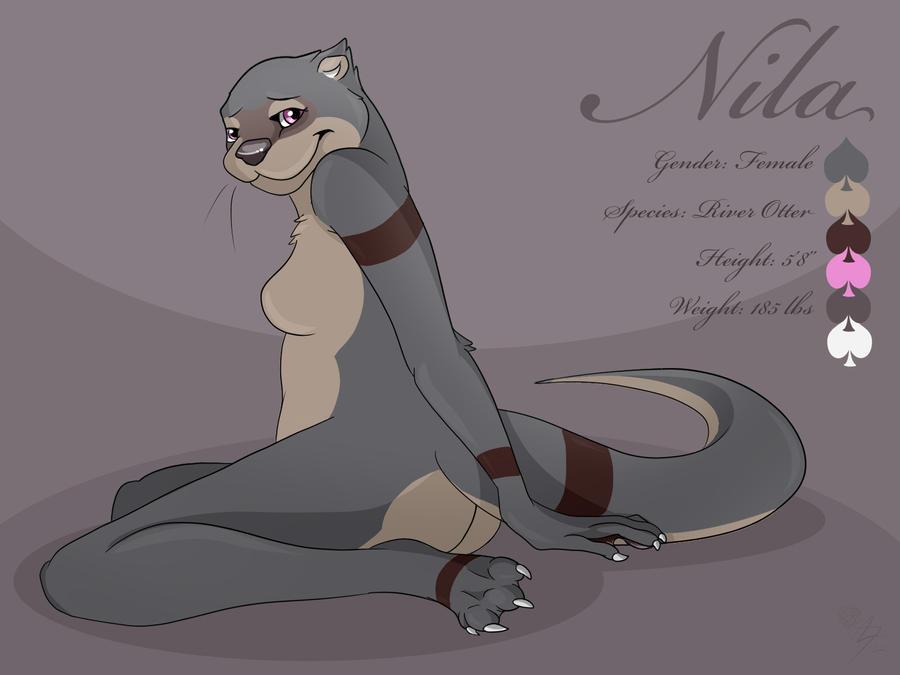 Nila Reference Sheet by WildTheory
