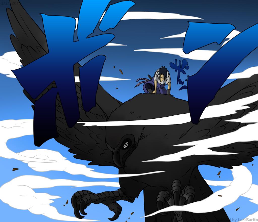 Sasuke's Summon By LordSarito On DeviantArt