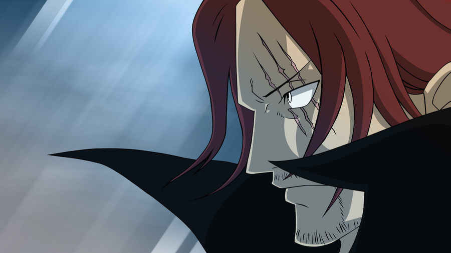 Red Haired Shanks By LordSarito