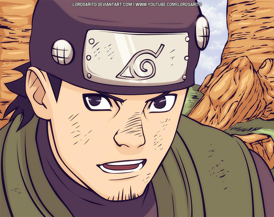 Naruto 587 - Urushi by LordSarito on deviantART