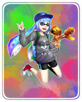 Inkling by Lilcookie8